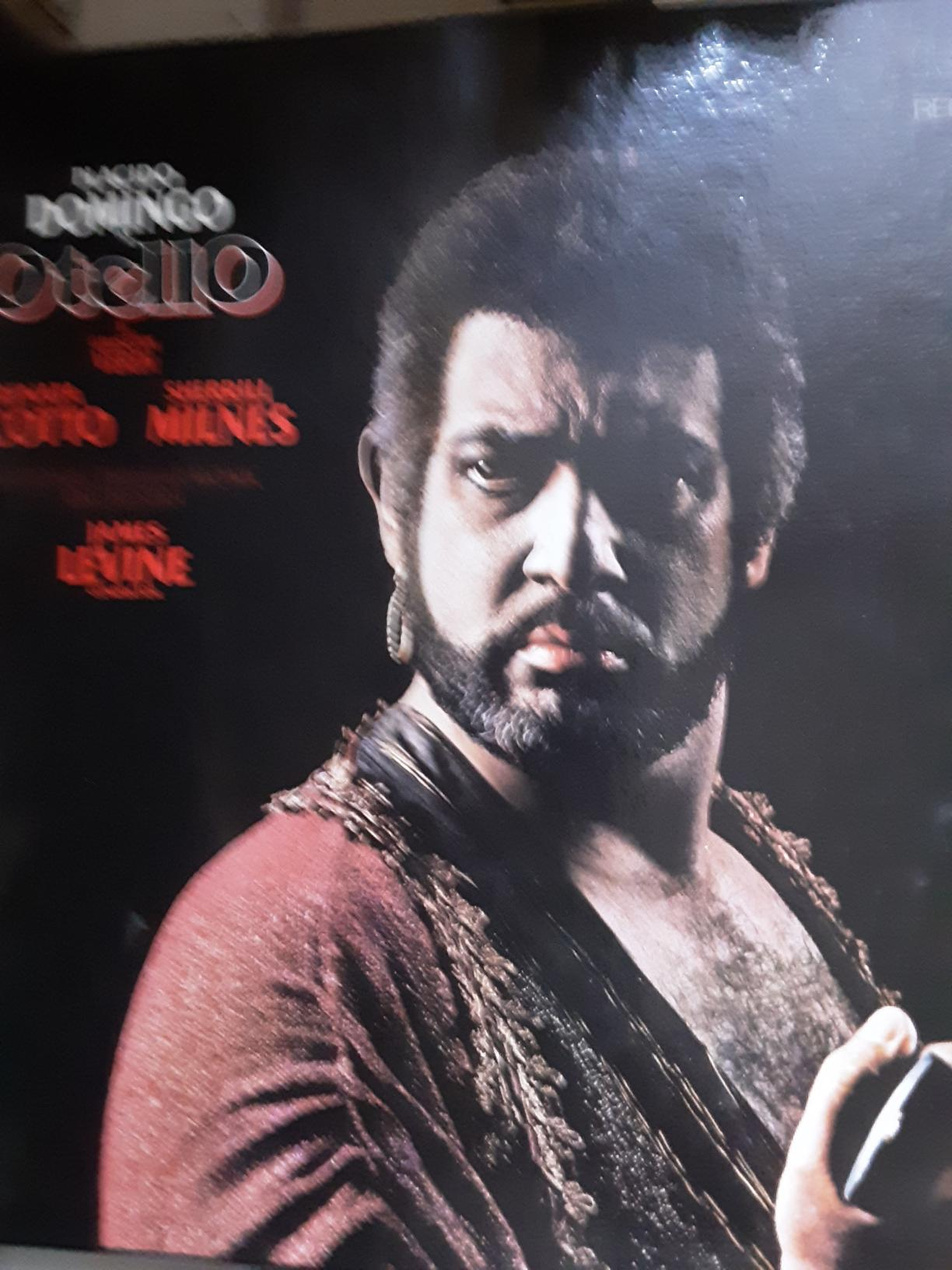 OTELLO  Placido Domingo